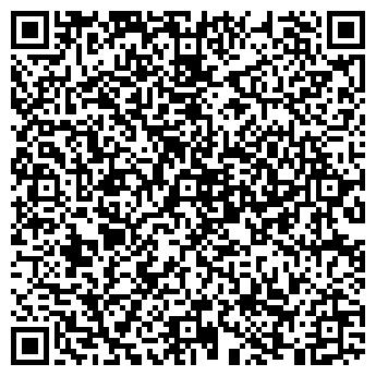 QR-код с контактной информацией организации CHRIST САЛОН