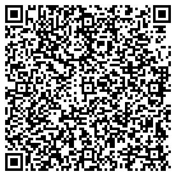 QR-код с контактной информацией организации MELDES CENTER