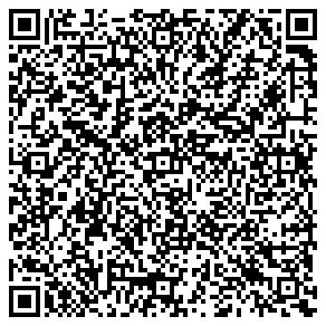 QR-код с контактной информацией организации МЕГА-ЛИТ-ТРЕЙДИНГ