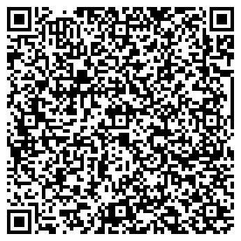 QR-код с контактной информацией организации БУТИК ЦВЕТОВ № 1