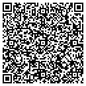 QR-код с контактной информацией организации АЛЬЯНС НЕВА