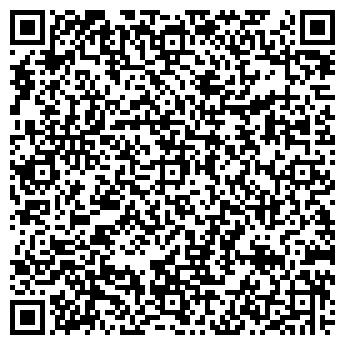 QR-код с контактной информацией организации МАТВЕЕВА, ЧП