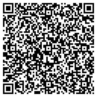 QR-код с контактной информацией организации НАСТЕНА