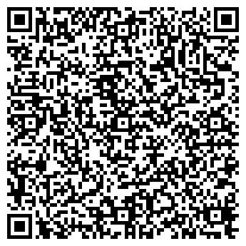 QR-код с контактной информацией организации ДИРОС ВУД, ООО