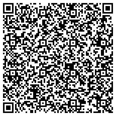 QR-код с контактной информацией организации ООО «Геометрия Пространства»