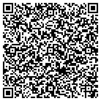 QR-код с контактной информацией организации ОСТРОВ СПОРТА