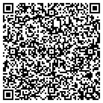 QR-код с контактной информацией организации CITYFITNESS