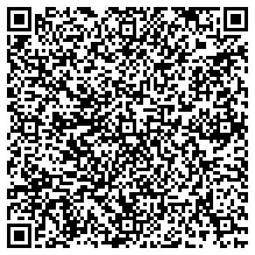 QR-код с контактной информацией организации ХЛЕБОЗАВОД МАРЬИНСКОГО ГОРПОТРЕБСОЮЗА
