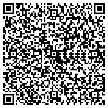 QR-код с контактной информацией организации АВЕНЮС, ООО