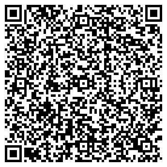 QR-код с контактной информацией организации PRINCESS