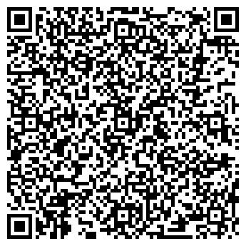 QR-код с контактной информацией организации ЗВЕЗДА УДАЧИ, ЗАО