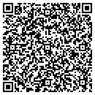 QR-код с контактной информацией организации НГУ