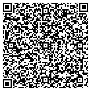 QR-код с контактной информацией организации УЧАСТОК № 1