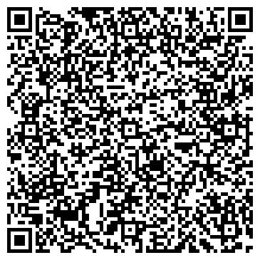 QR-код с контактной информацией организации КАЛИНИНСКОГО РАЙОНА ЖКУ № 1, МУ