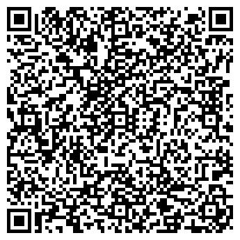 QR-код с контактной информацией организации БИБЛИОТЕКА № 6