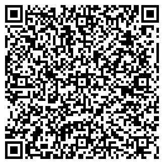 QR-код с контактной информацией организации ООО АКВЕЛЛА