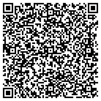 QR-код с контактной информацией организации БОРДОССКИЙ ДОГ