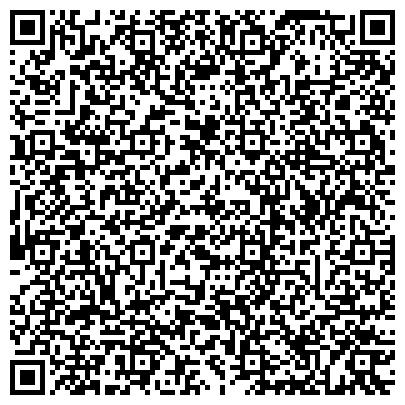 QR-код с контактной информацией организации ТЕРРИТОРИАЛЬНАЯ ПРОЕКТНО-ПЛАНИРОВОЧНАЯ МАСТЕРСКАЯ ЮАО Г. МОСКВЫ