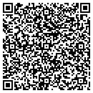 QR-код с контактной информацией организации ООО АТРИУМ