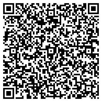 QR-код с контактной информацией организации ООО МОНУС