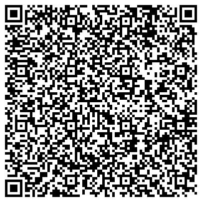 QR-код с контактной информацией организации ООО Проектирование и изготовление дорожных ограждений
