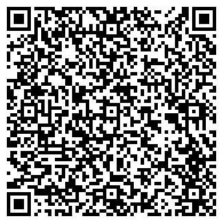QR-код с контактной информацией организации ООО КАТРАЛ