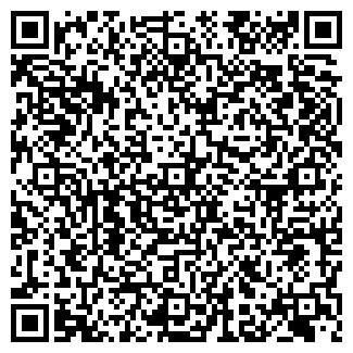 QR-код с контактной информацией организации ООО ВЕСЬ МИР
