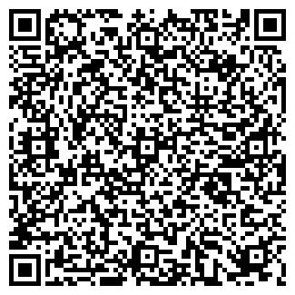 QR-код с контактной информацией организации ЗАО ТАЙМ