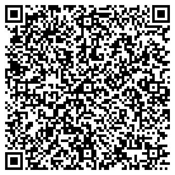 QR-код с контактной информацией организации ДЭЛИФ ПЛЮС