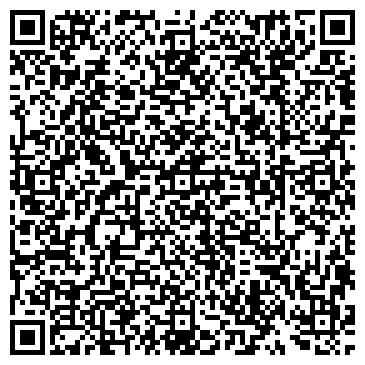 QR-код с контактной информацией организации ДЕТСКАЯ ФУТБОЛЬНАЯ ЛИГА