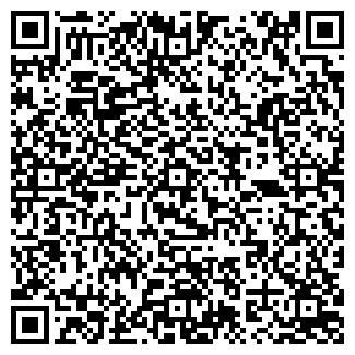 QR-код с контактной информацией организации КАЯНС