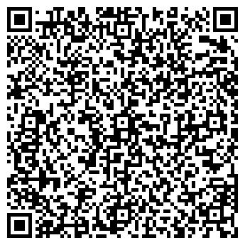 QR-код с контактной информацией организации МЕРНАЯ ИКОНА