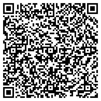 QR-код с контактной информацией организации ООО АЛЬЯНС-ДИН
