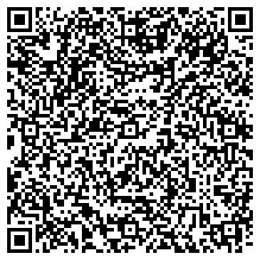 QR-код с контактной информацией организации ХРАМ ПРЕПОДОБНОГО СЕРАФИМА САРОВСКОГО