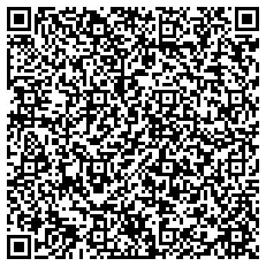 QR-код с контактной информацией организации ХРАМ ТИХВИНСКОЙ ИКОНЫ БОЖИЕЙ МАТЕРИ СИМОНОВА МОНАСТЫРЯ