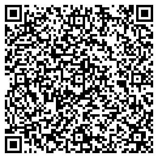 QR-код с контактной информацией организации ООО ЛАНГЕР