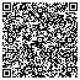 QR-код с контактной информацией организации ЗАО ПРОГРЕСС