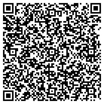 QR-код с контактной информацией организации ТУРИЗМ И РАБОТА