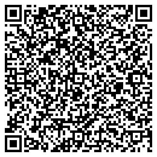 QR-код с контактной информацией организации ООО КРОСТ