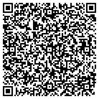 QR-код с контактной информацией организации ЗАО ЧЕРЁМУШКИ ФИРМА
