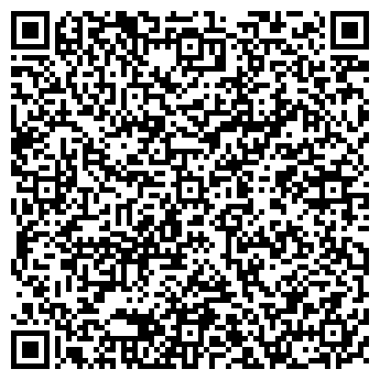 QR-код с контактной информацией организации ООО ЭКСПРЕСС, ДИЗАЙН-ЦЕНТР