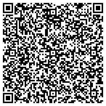 QR-код с контактной информацией организации АО ХЛЕБОКОМБИНАТ N10, ДЧП КИЕВ ХЛЕБ