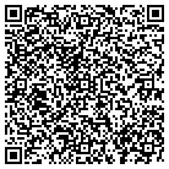 QR-код с контактной информацией организации ОАО КУЛОН, ФИЛИАЛ ИМ.СУХОГО