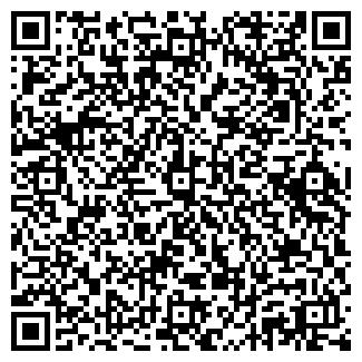 QR-код с контактной информацией организации ООО СЕРВИС