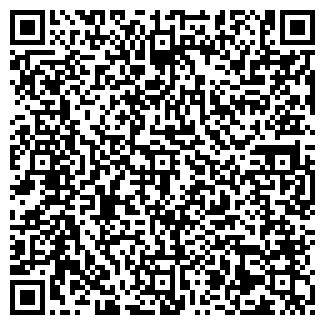 QR-код с контактной информацией организации ООО ПАНШЕР