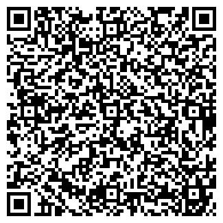 QR-код с контактной информацией организации СК БАСКЕТ