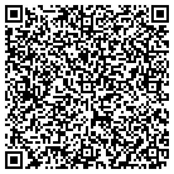 QR-код с контактной информацией организации ДИНЭК-СЕРВИС