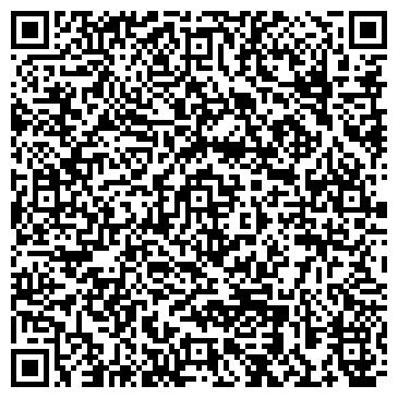 QR-код с контактной информацией организации RADUGA, САЛОН САНТЕХНИКИ