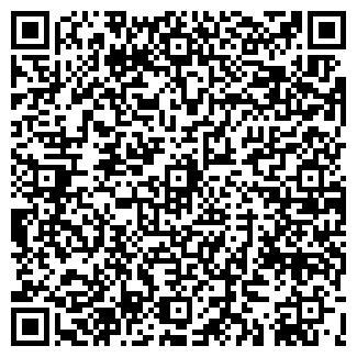 QR-код с контактной информацией организации ОО САТУРН