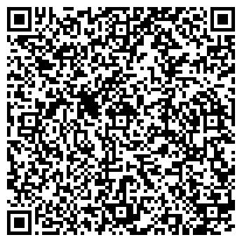 QR-код с контактной информацией организации ЗАО УКРЭНЕРГОЧЕРМЕТ